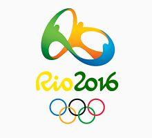 Olimpiade Rio Brasil 2016 Unisex T-Shirt
