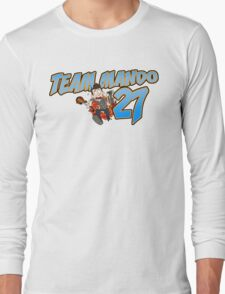 Team Mando! Long Sleeve T-Shirt