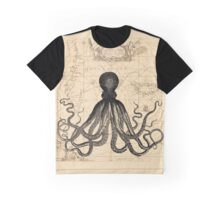 The Kraken Is All Graphic T-Shirt