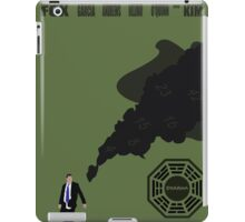 Lost Poster iPad Case/Skin