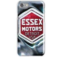 Essex Motors Detroit USA iPhone Case/Skin