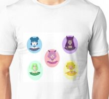 magic girls  Unisex T-Shirt
