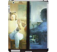 D'Alì mirror iPad Case/Skin