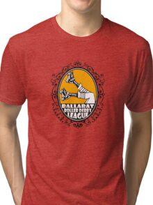 Ballarat Roller Derby League - Clothing, Pillows & Tote Bags Tri-blend T-Shirt