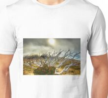 Burnt snowgum and regrowth Unisex T-Shirt