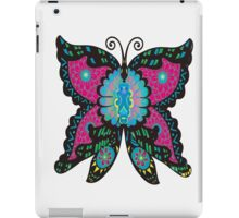 Psychedelic Butterfly iPad Case/Skin
