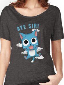 Aye Sir! Women's Relaxed Fit T-Shirt