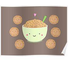 Cookie dough  bowl Poster