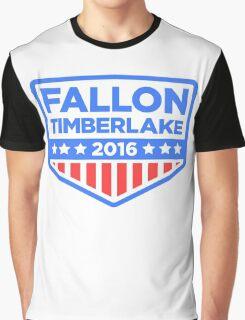 Fallon Timberlake 2016 Graphic T-Shirt