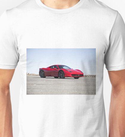 Ferrari 458 Italia Unisex T-Shirt