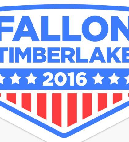 Fallon Timberlake 2016 Sticker