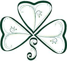 Celtic Whirls Photographic Print