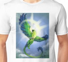 Emerald Gryffin of the Rain forest  Unisex T-Shirt