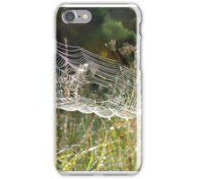 Spider Hammock iPhone Case/Skin