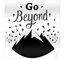 Go Beyond Poster