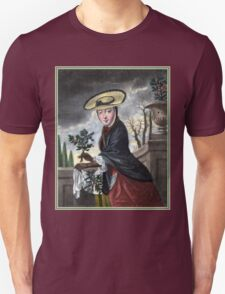 Allegory of December - Christmas T-Shirt