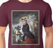 Allegory of December - Christmas Unisex T-Shirt