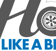 Hot like a blown turbo (4) Sticker