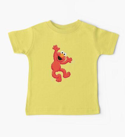 Elmo Happy Baby Tee