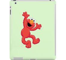 Elmo Happy iPad Case/Skin