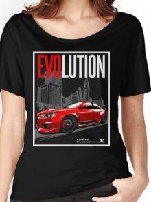 LANCER EVOLUTION-X Women's Relaxed Fit T-Shirt