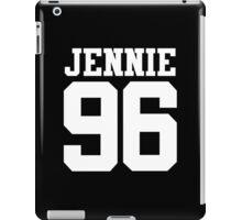 BLACKPINK Jennie 96 (White) iPad Case/Skin
