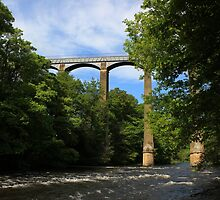 Pontcysyllte Aqueduct by turniptowers