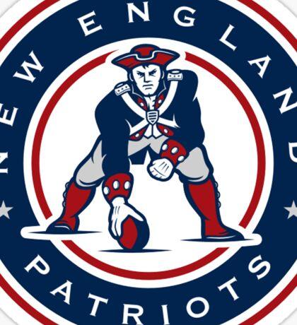 New England Sticker
