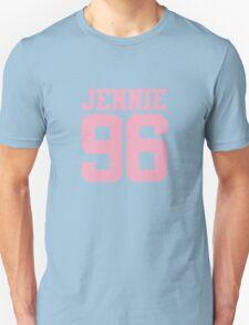 BLACKPINK Jennie 96 (Pink) Unisex T-Shirt