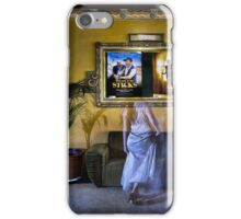...and the room held its breath as she whispered into the scene. iPhone Case/Skin