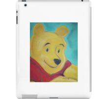 Winnie the Pooh - Aqua iPad Case/Skin