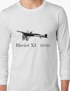 Bleriot XI (Model 1910) Long Sleeve T-Shirt