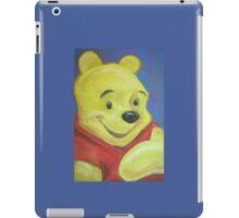 Winnie the Pooh - Blue iPad Case/Skin