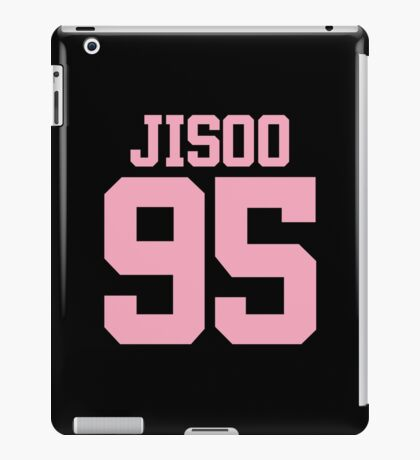 BLACKPINK Jisoo 95 (Pink) iPad Case/Skin