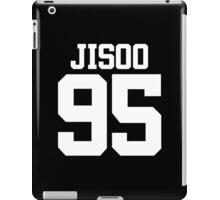 BLACKPINK Jisoo 95 (White) iPad Case/Skin