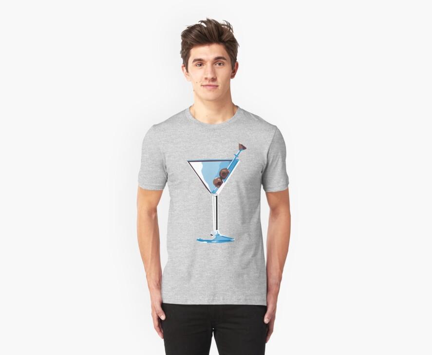 Martini glass by ffarff