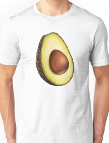 Avocado Pattern Unisex T-Shirt