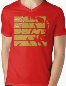 Cowboy Bebop Faye Valentine Mens V-Neck T-Shirt