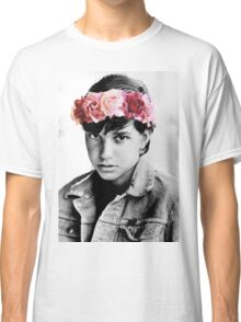 Johnny Cade Flower Crown Classic T-Shirt