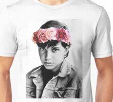 Johnny Cade Flower Crown Unisex T-Shirt