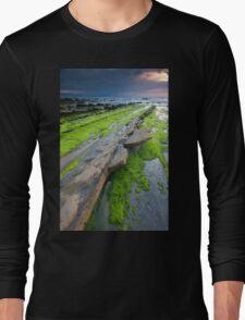 Beach of Barrika Long Sleeve T-Shirt