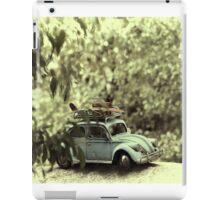 Surfing VW iPad Case/Skin