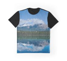Pyramid Lake Reflections  Graphic T-Shirt