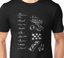 Pariah Unisex T-Shirt