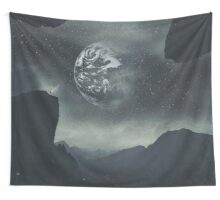 Dream Orbit II Wall Tapestry