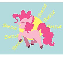 Smile Smile Smile Photographic Print