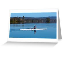 Gorgeous Manning River Taree 01 Greeting Card