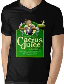 Master Sokka's Cactus Juice Mens V-Neck T-Shirt