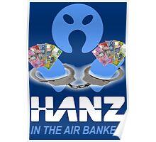 Arrested Banker Poster