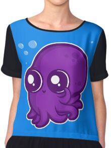 Super Cute Squid Chiffon Top